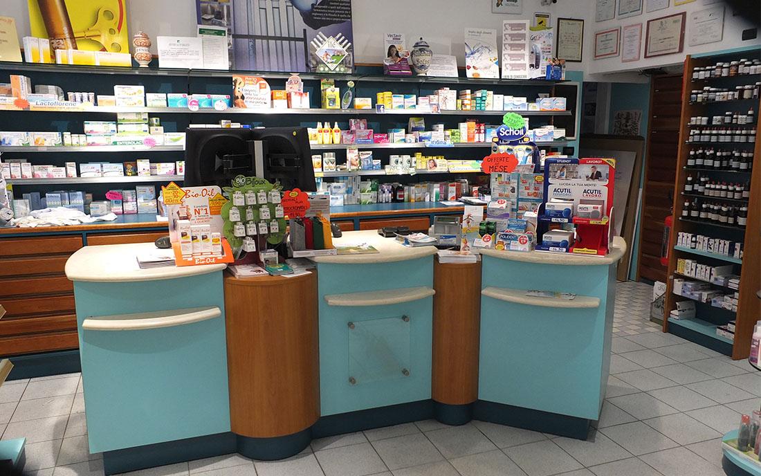 Farmacia Assarotti Genova, omeopatia, galenici e fitoterapia