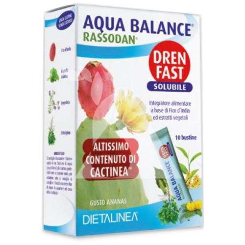 Aqua balance Rassodan 10 bustine cod 971806068